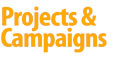 Projects and Campaigns